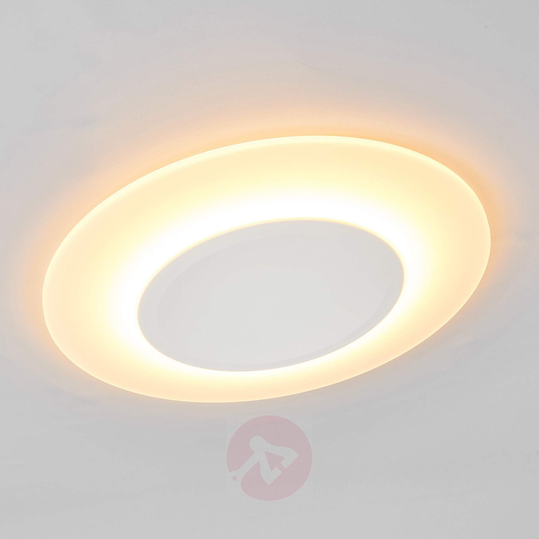 Ledvance Led Flat Flache Led Deckenleuchte Plafondlamp Led