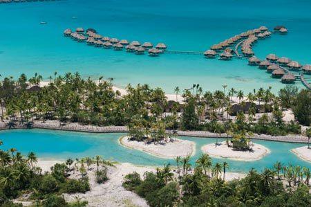 FOUR SEASONS BORA BORA ALL INCLUSIVE VACATION Nights - All inclusive tahiti vacations