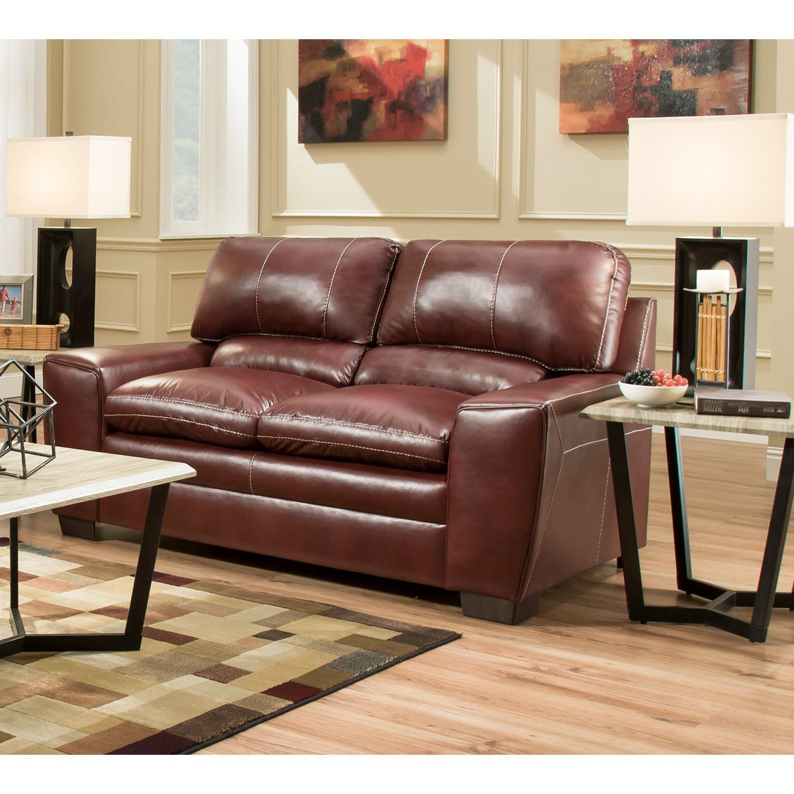 Phenomenal Simmons Upholstery Medusa Loveseat 9085 02 Medusa Cinnamon Alphanode Cool Chair Designs And Ideas Alphanodeonline