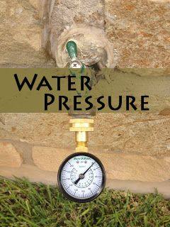 Austin Real Estate Secrets: Do You Have Low Water Pressure Inside Your Home? or Problems With The Sprinklers Not Working Correctly? Can Anyt...