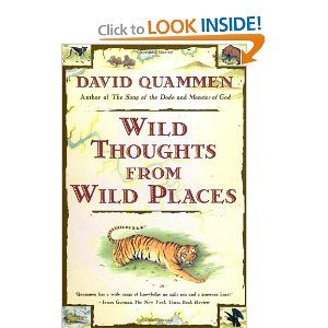 Wild Thoughts from Wild Places  This is a fantastic book!    #naturewriting