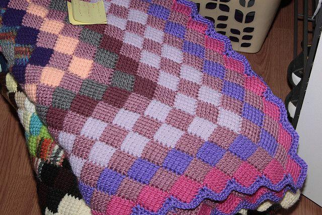 Tunisian Crochet: Get Inspired and Try It Today! | Tunisian crochet ...