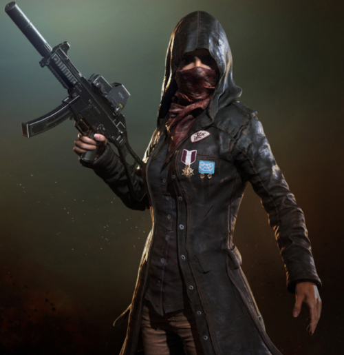 Win A Trench Coat For PUBG (Worth $450 On Steam) {WW