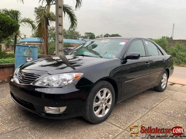Price of Toyota Camry big for nothing in Nigeria Sell At