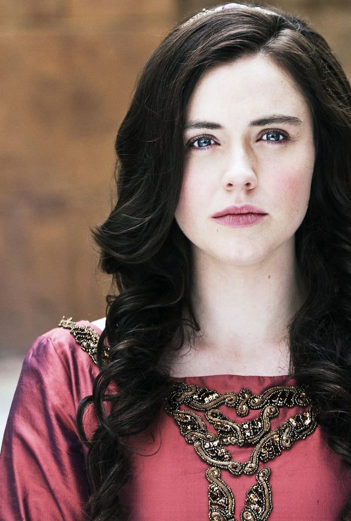 Absolutely beautiful Jennie Jacques as Judith in Vikings