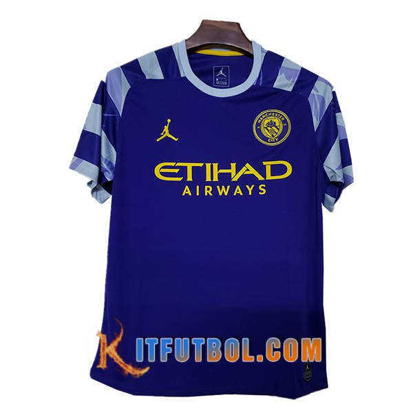 Microbio Corroer Nos vemos  Camisetas Futbol Manchester City Jordan Azul 19/20 | Camisetas, Manchester  city, Fútbol