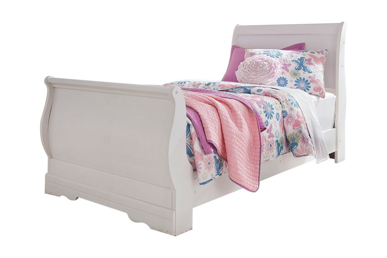 Best Anarasia Queen Sleigh Bed Ashley Bedroom Furniture Sets 640 x 480