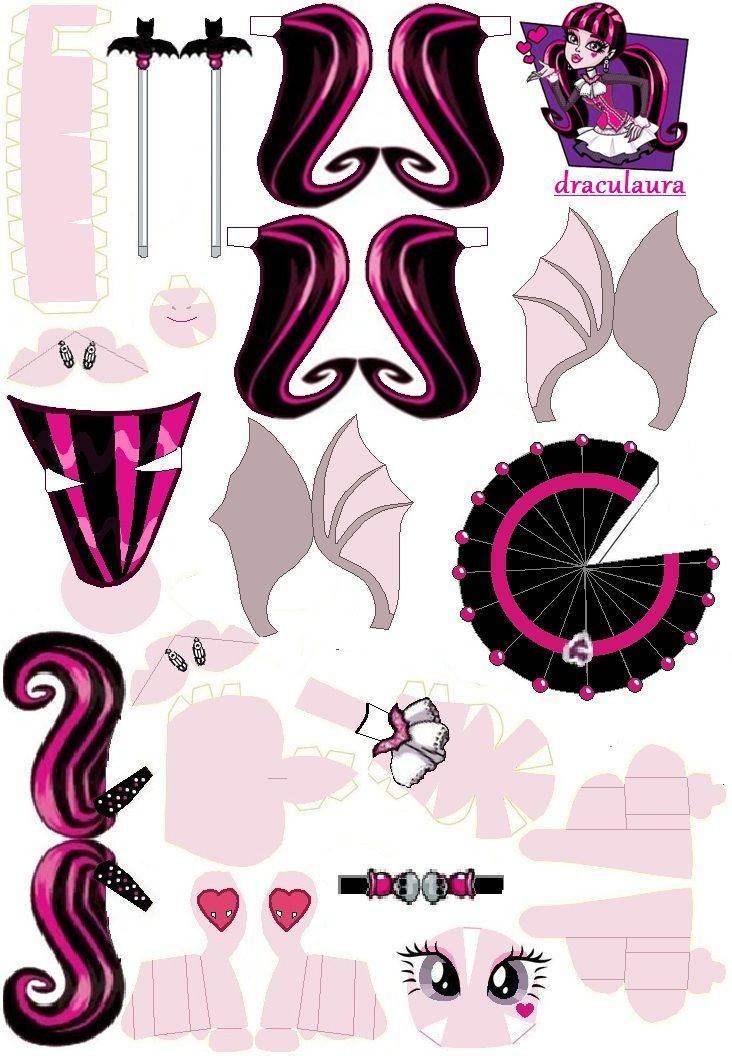 draculaura by *satalite5 on deviantART. Monster High/My Little Pony ...