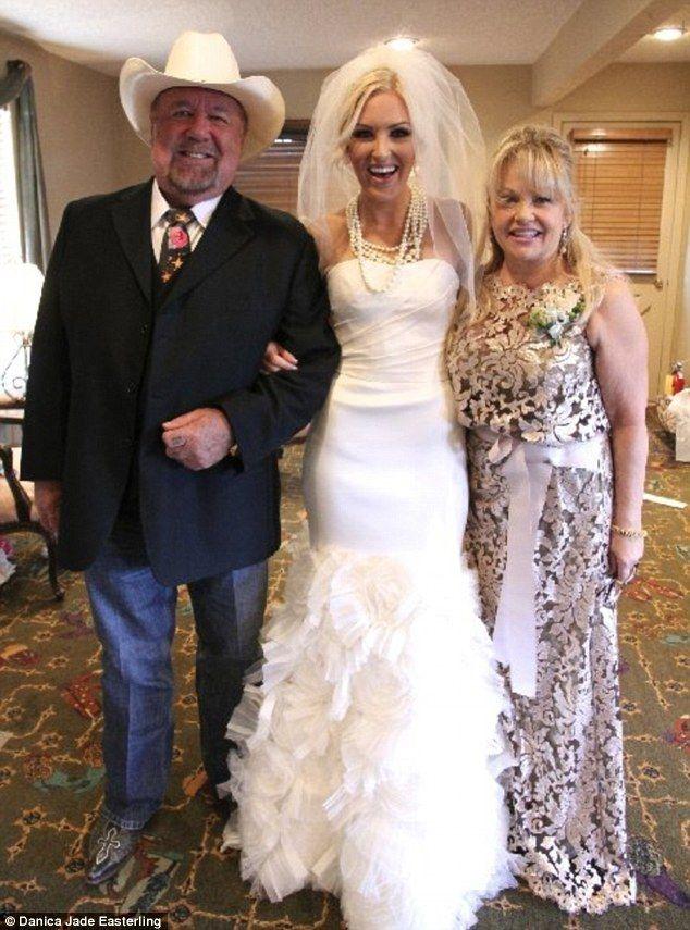 Wedding At Southfork Dallas Star Charlene Tilton S