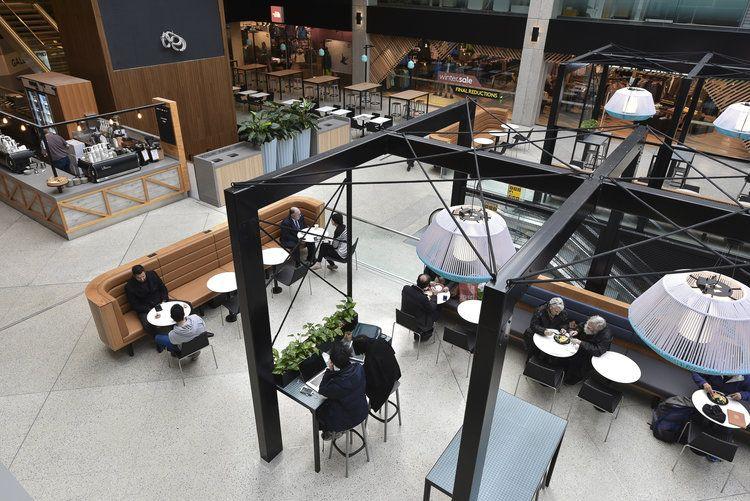 Mtrdc Galleria Foodcourt