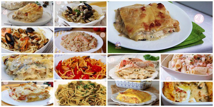 Primi piatti di pesce ricette facili e veloci perfette for Primi piatti semplici