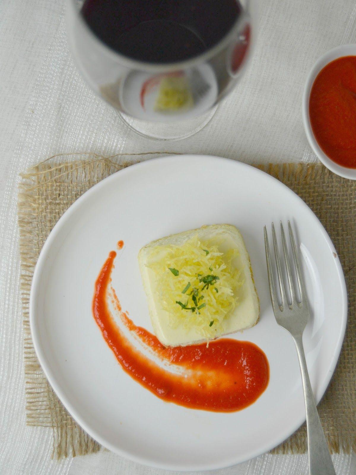Pastel de bacalao con piquillos (y Tenemos que hablar…) | Cuuking! Recetas de cocina