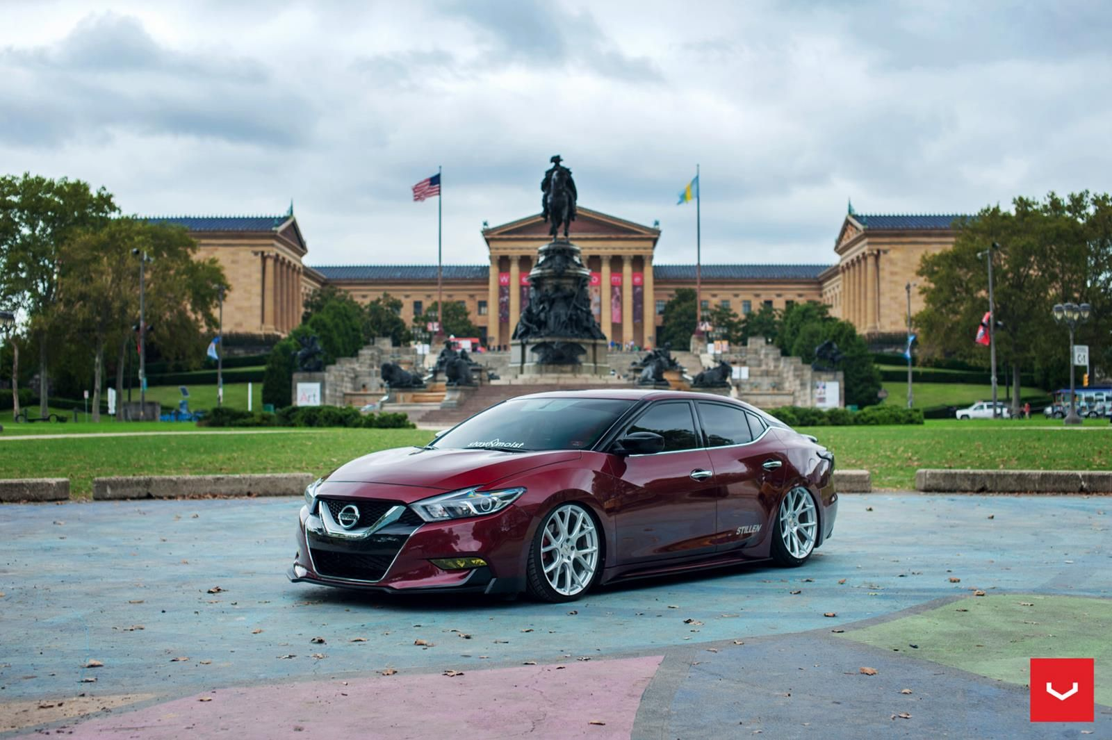 This Isn't Your Run-Of-The-Mill 2016 Nissan Maxima | Carscoops