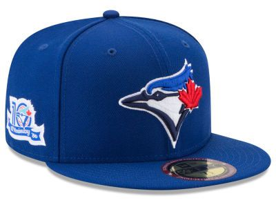 924364ff125 Toronto Blue Jays New Era MLB Ultimate Patch Collection Game 59FIFTY ...