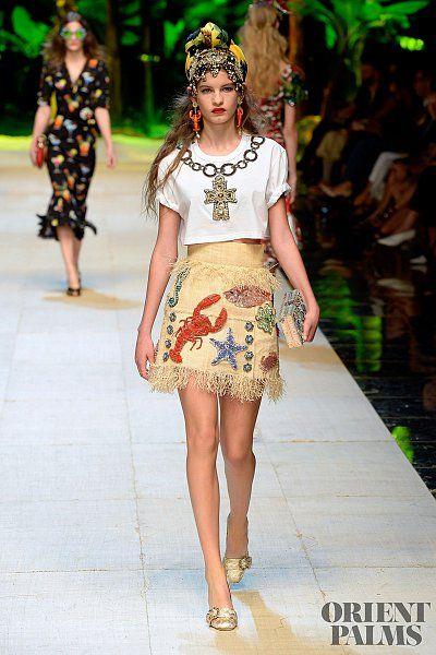 Dolce & Gabbana Spring-summer 2017 - Ready-to-Wear