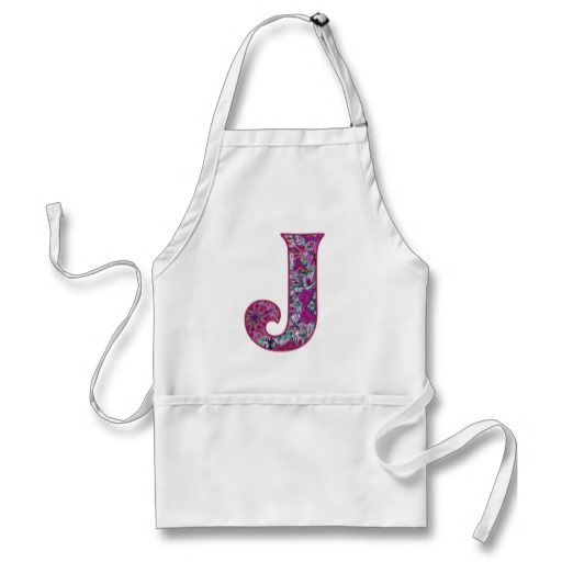Cheap Price Guarantee Initial Apron - Letter  - guarantee letter