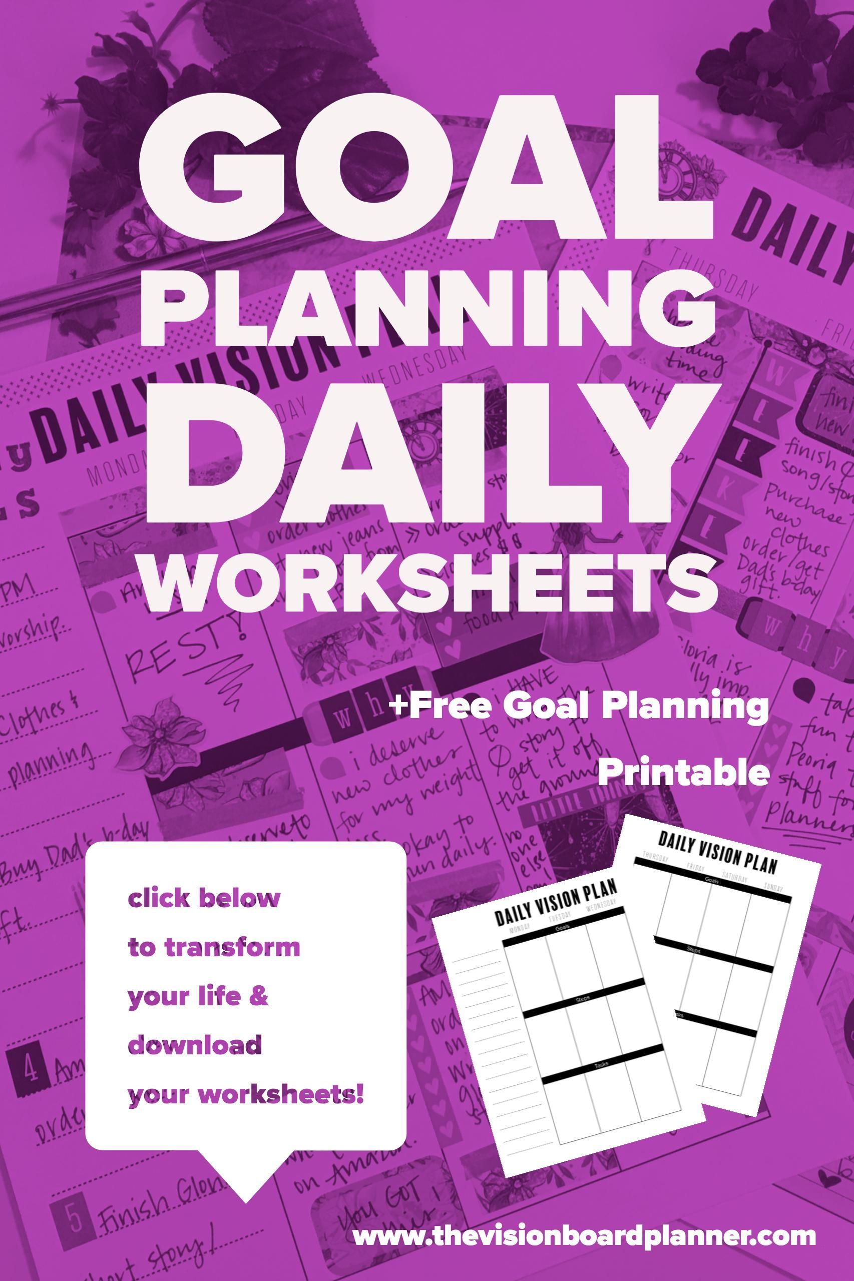 Looking to make daily progress on your goals download