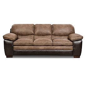 I Like Simmons Bandera Bingo Sofa At Big Lots Living Room