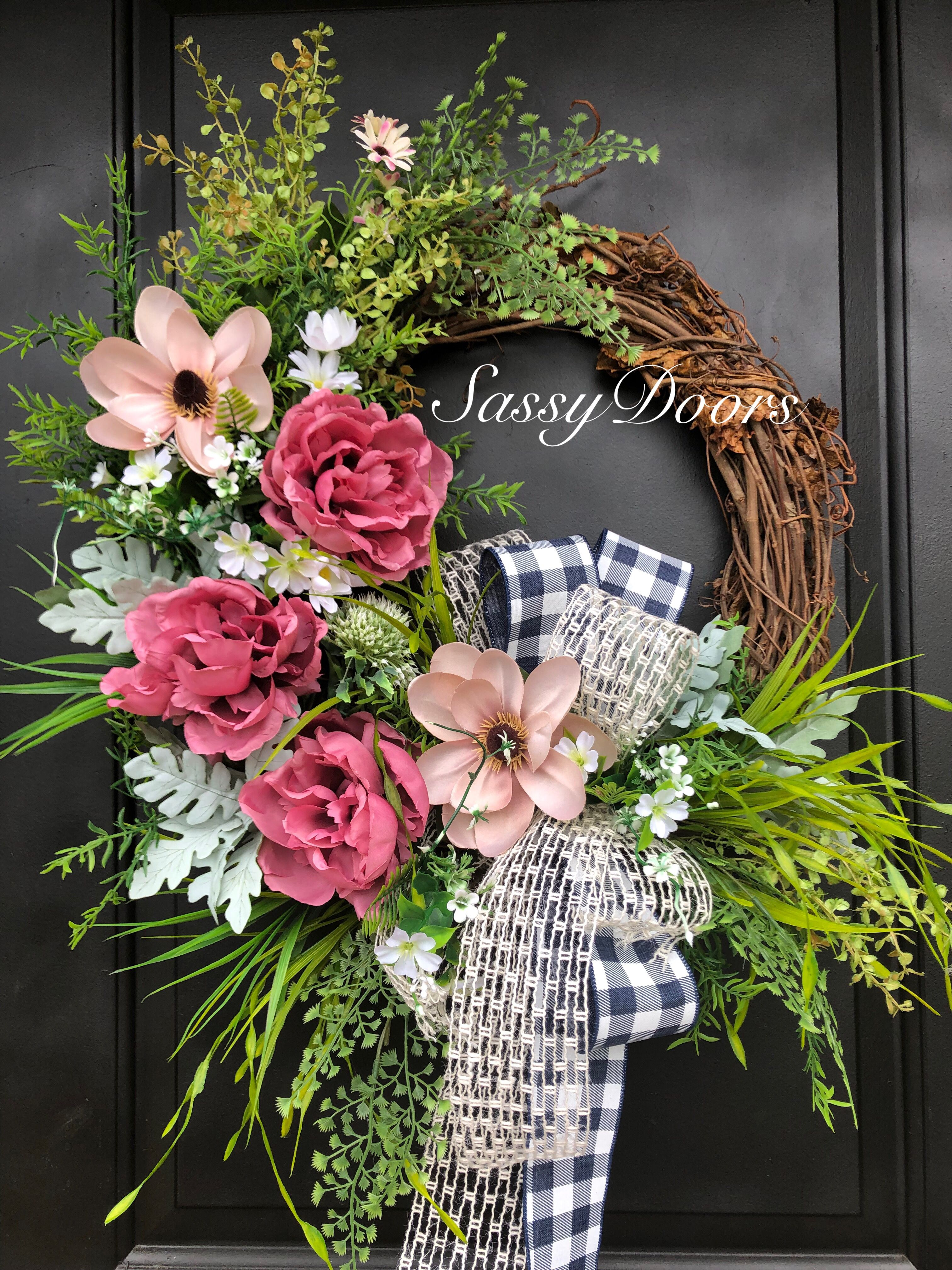 Photo of Mother's Day Wreath Gift Idea