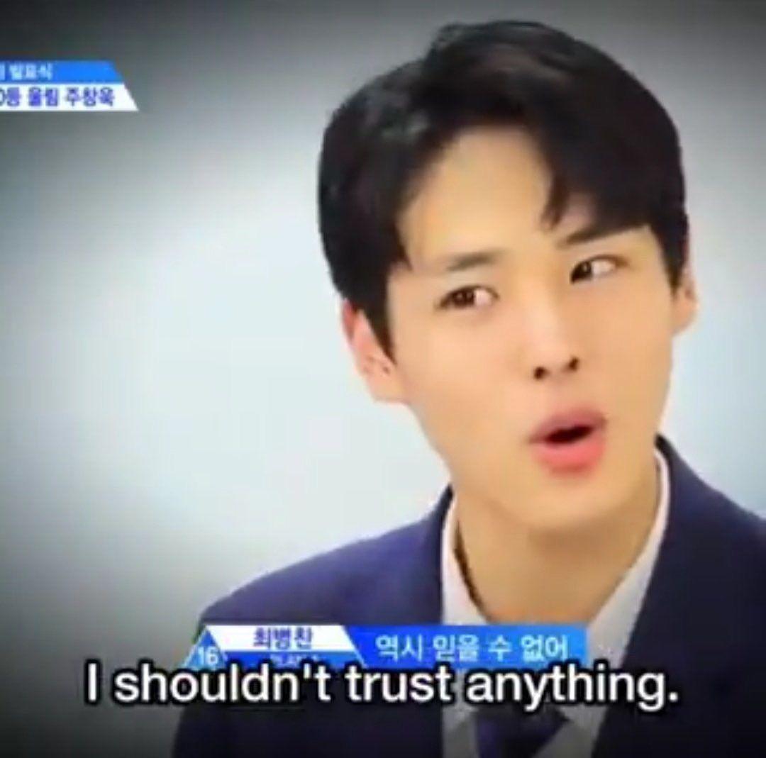 Byungchan Meme Lucu Tertawa Kutipan Humor