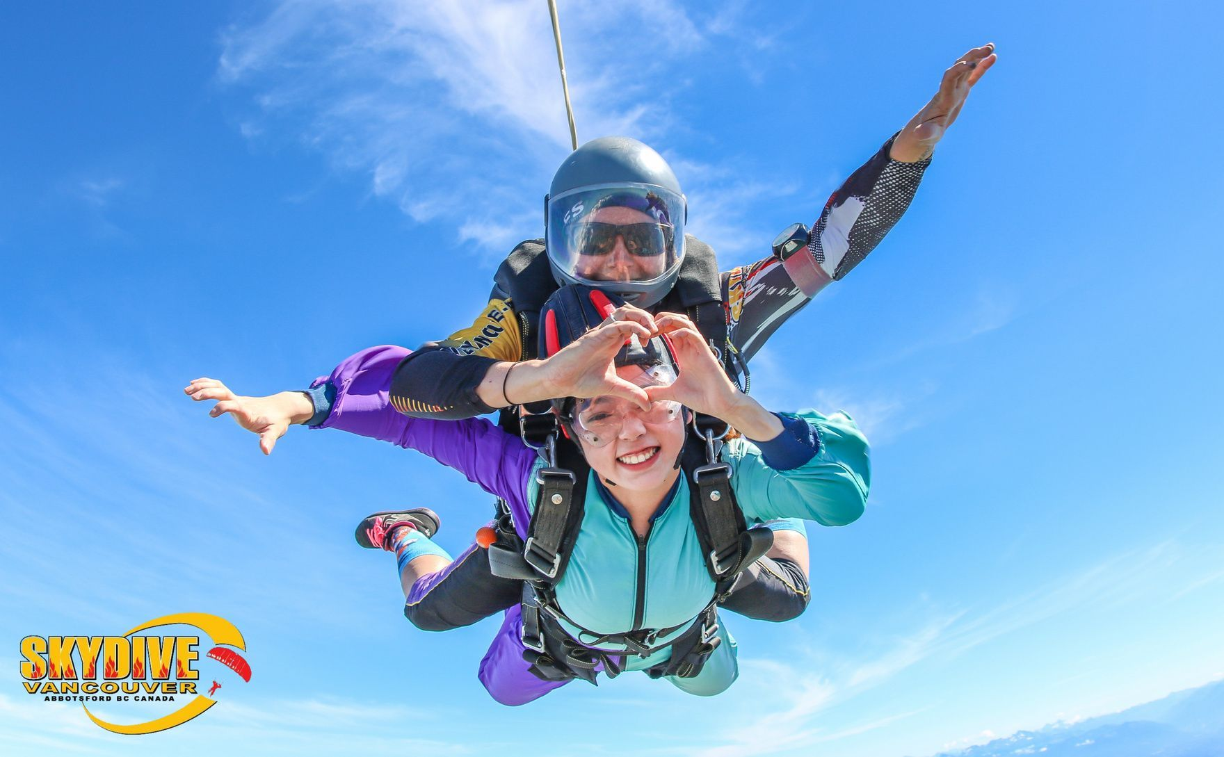 The answer is simple    Love what you do  #getintoskydiving #skydive