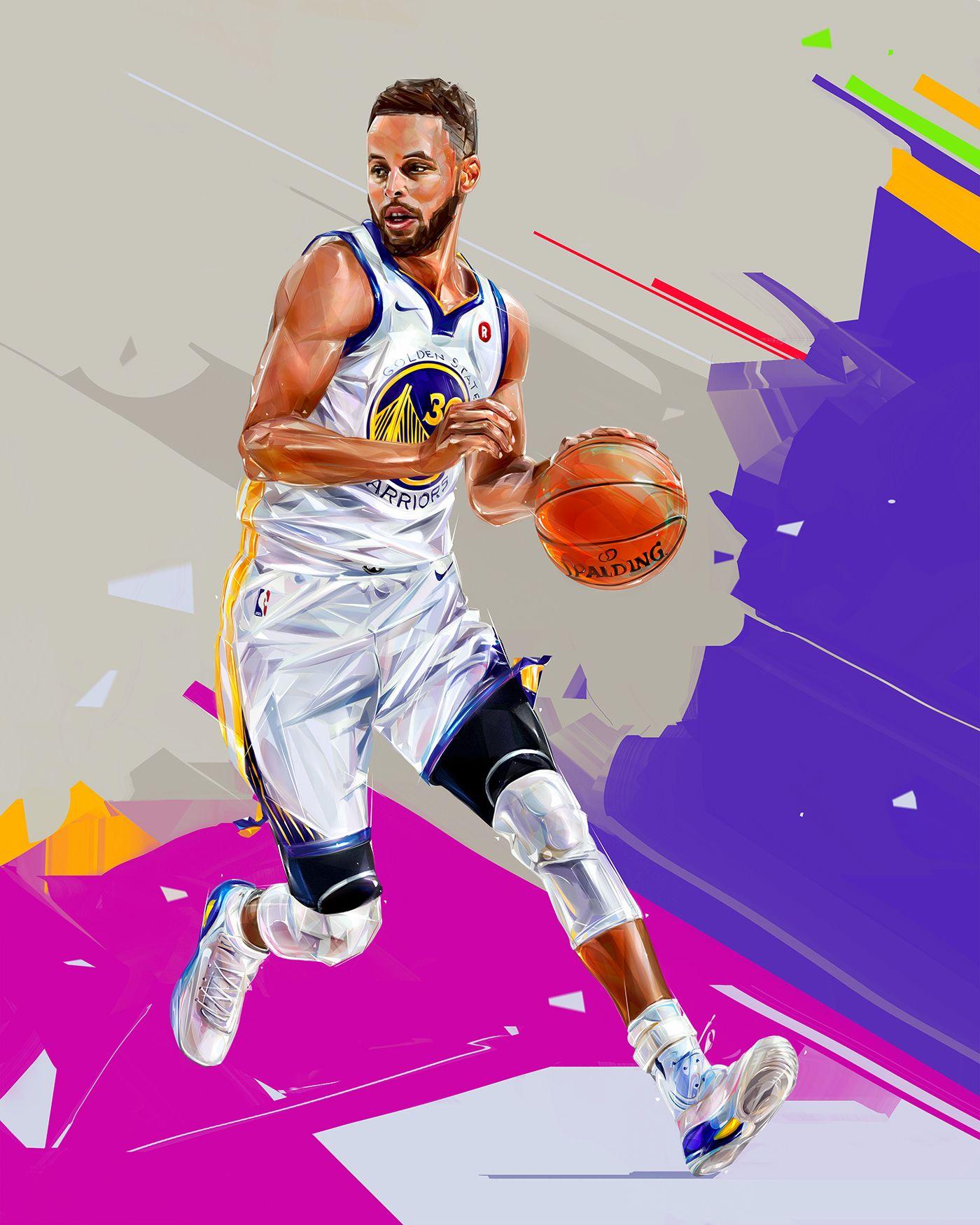 premium selection 72c55 a62ae https   www.behance.net gallery 61037685 NBA-