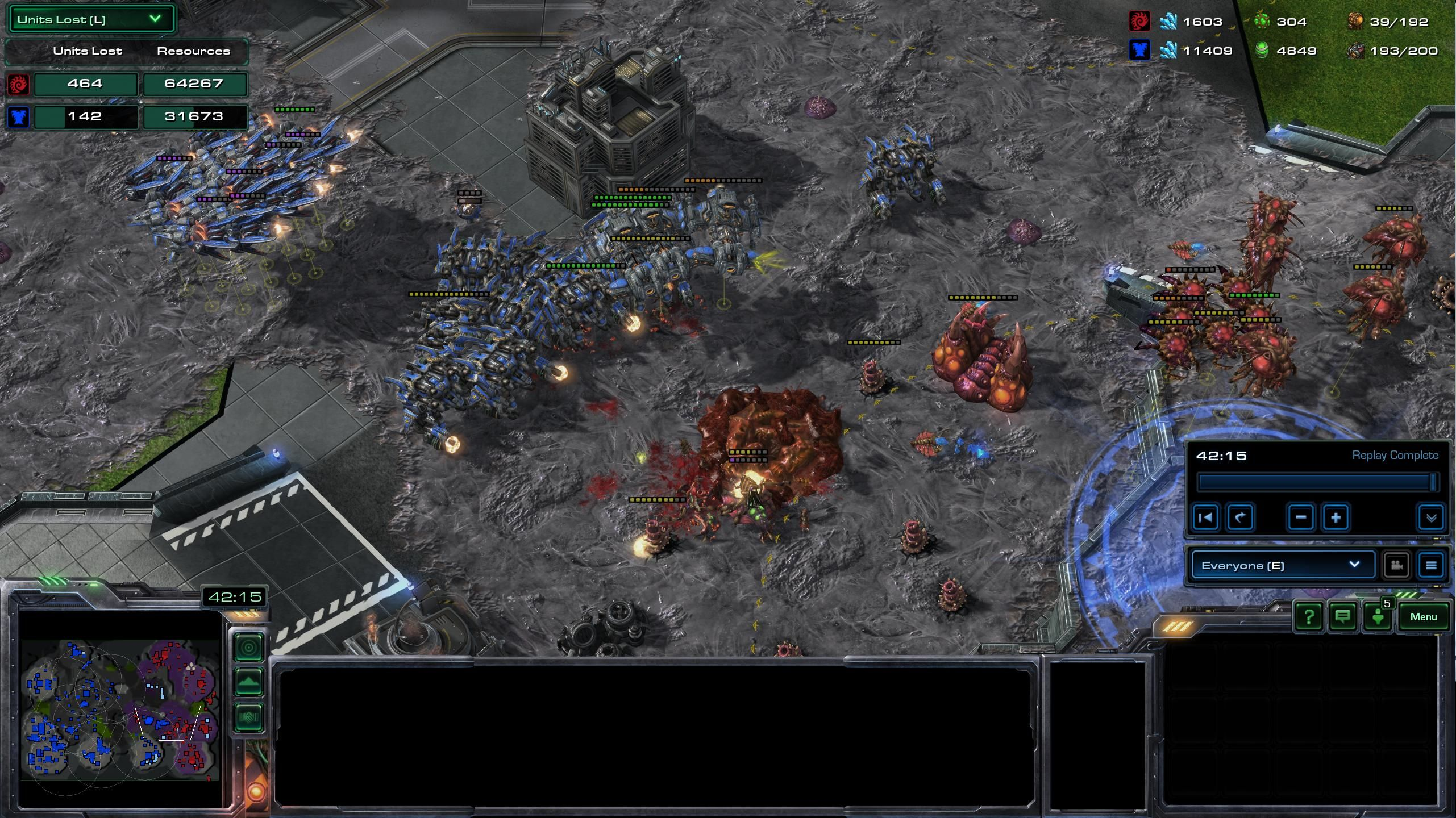 I know this will get downvotes but for the 2 people that might be interested this is how you mech vs Vipers and win #games #Starcraft #Starcraft2 #SC2 #gamingnews #blizzard