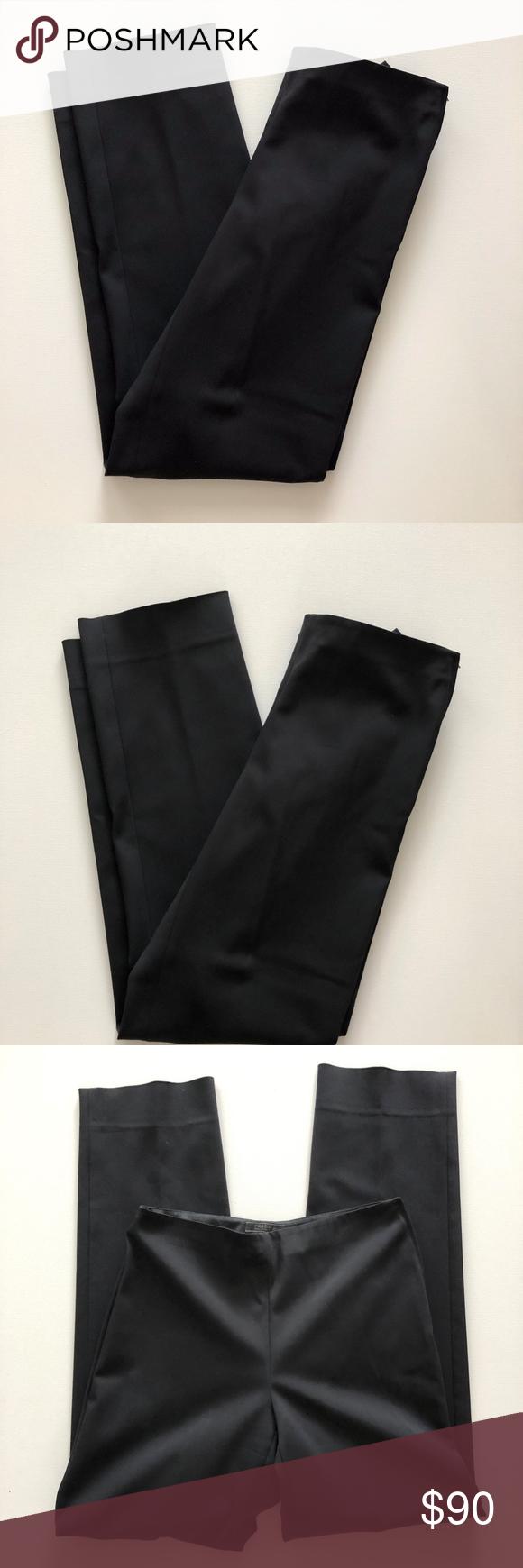 ade8230633642 Prada Classic Black Dressy Pants Size 42/4 * Classic black pants ...