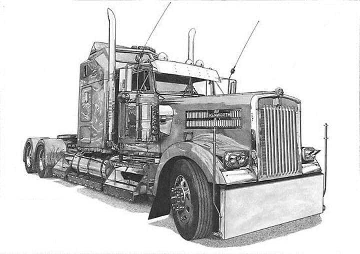 Pin De Ana Leonard En Truck Art Tatuaje De Camion Camiones Clasicos Camiones Grandes Personalizados