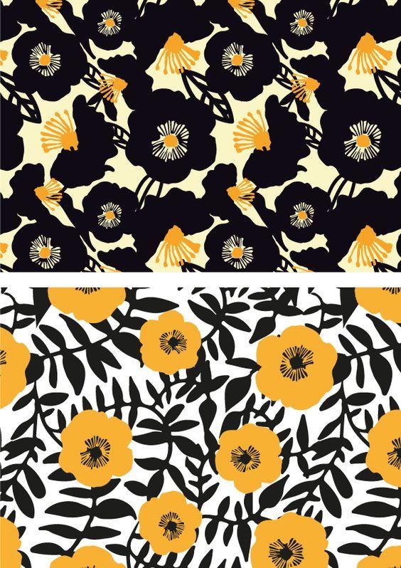 noir moutarde encore et toujours motifs pinterest moutarde noir et motifs. Black Bedroom Furniture Sets. Home Design Ideas