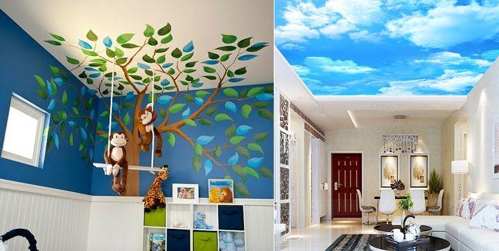 techos decorados Buscar con Google TECHOS Pinterest Dentistry