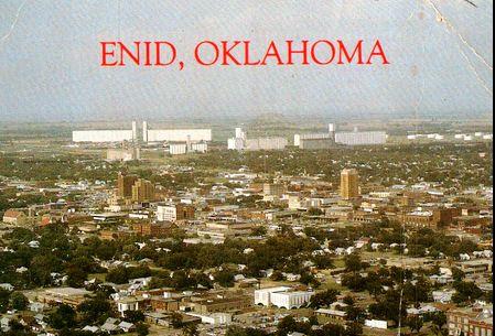 Enid Oklahoma Enid Oklahoma Oklahoma History Moving To Colorado
