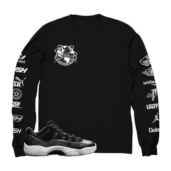 9fbde8865aec Jordan 11 Low Baron Shirts