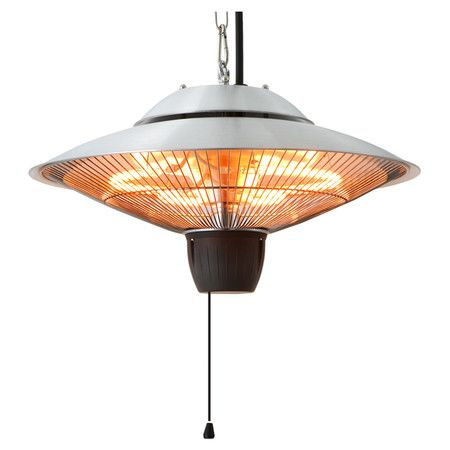 Found it at Wayfair - Dual Power Electric Patio Heater