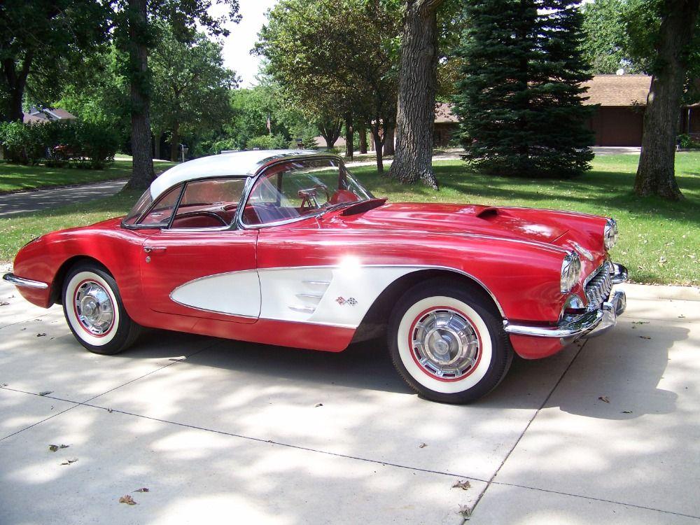 1960 Chevrolet Corvette Chevrolet corvette stingray