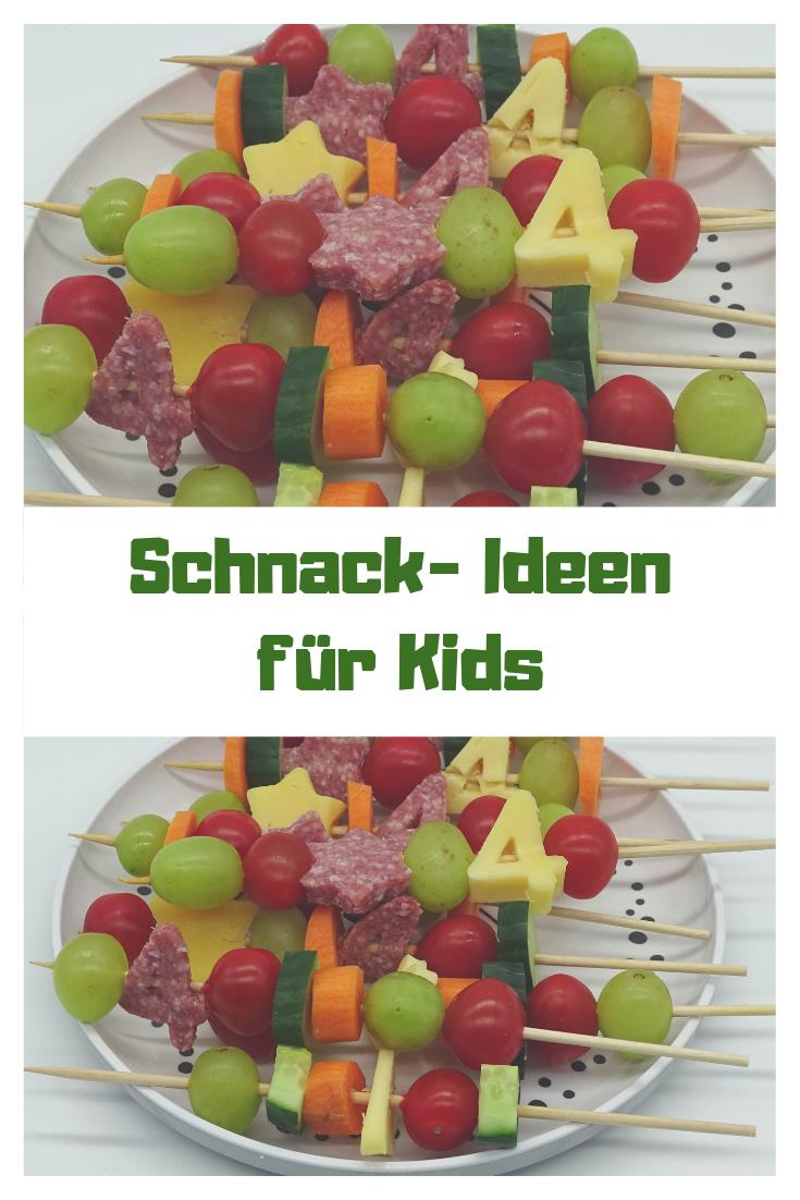 Gesunde Snacks Fur Kids Obst Und Gemuse Kindergeburtstag Fur