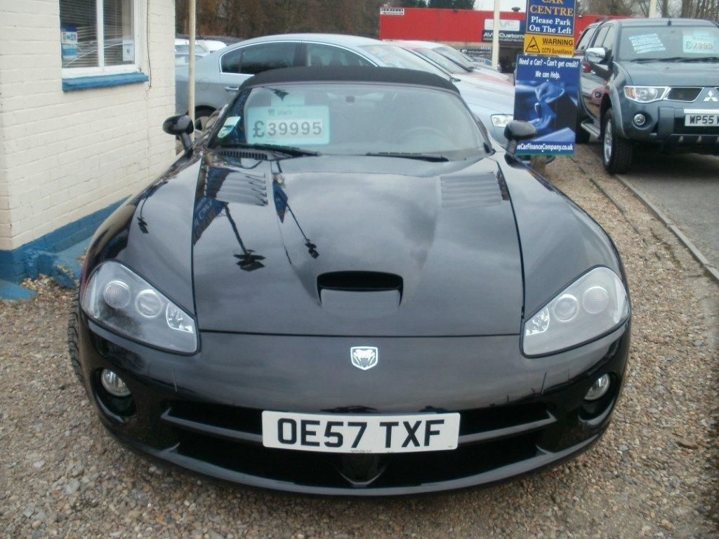 Dodge Viper Srt 10 8 3 2dr 2007 A Little Expensive For Me With