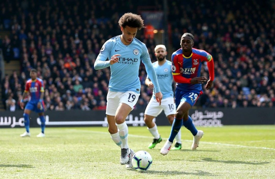 Leroy Sane Set To Leave Manchester City After Rejecting New Contract Bayern Munich Are Overwhelming Favourites To Secure Th Manchester City Leroy Sane Leroy