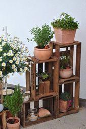 Photo of Praktisch wechselnder Aufsatz für die Kommode #Aufsatz #Balcony Garden #Balcony…