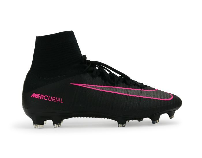 The Nike Mercurial Superfly V Men\u0027s Firm-Ground Soccer Cleat provides  stability and exceptional ball