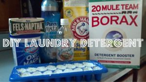 Better Than Store Bought Laundry Detergent Homemade Diy