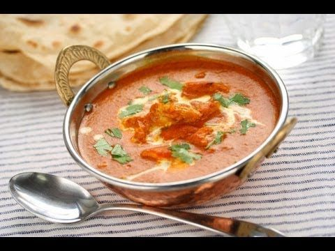 Pin by hadeel shawqi on recipes butter chicken chicken recipes chicken - Herve cuisine butter chicken ...