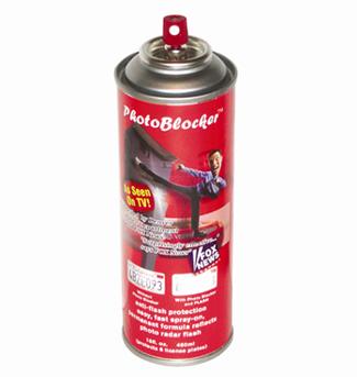 Photoblocker Spray Buy 1 Can Free Shipping Police