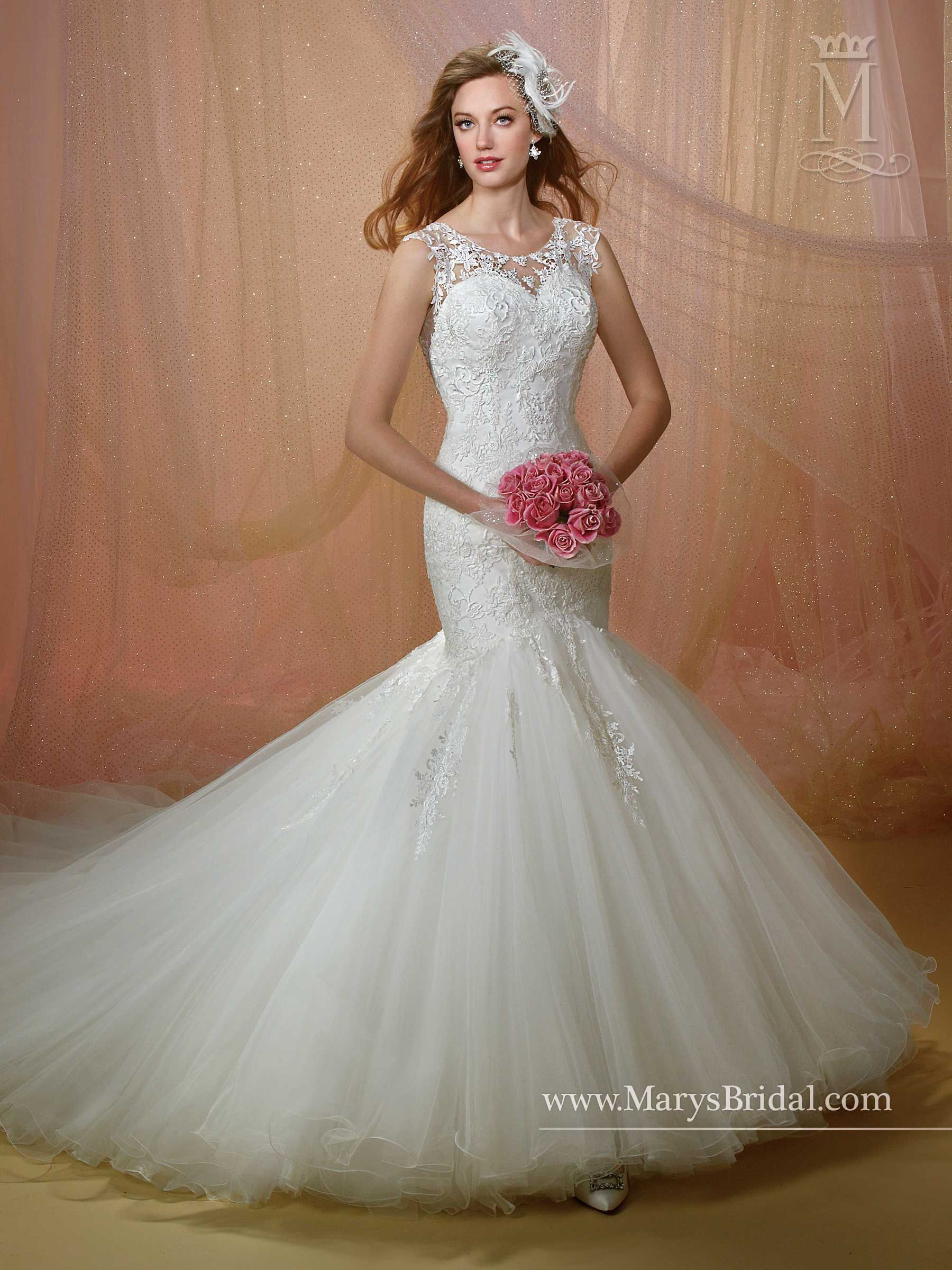 Style f best bridal prices com tulle and lace gown