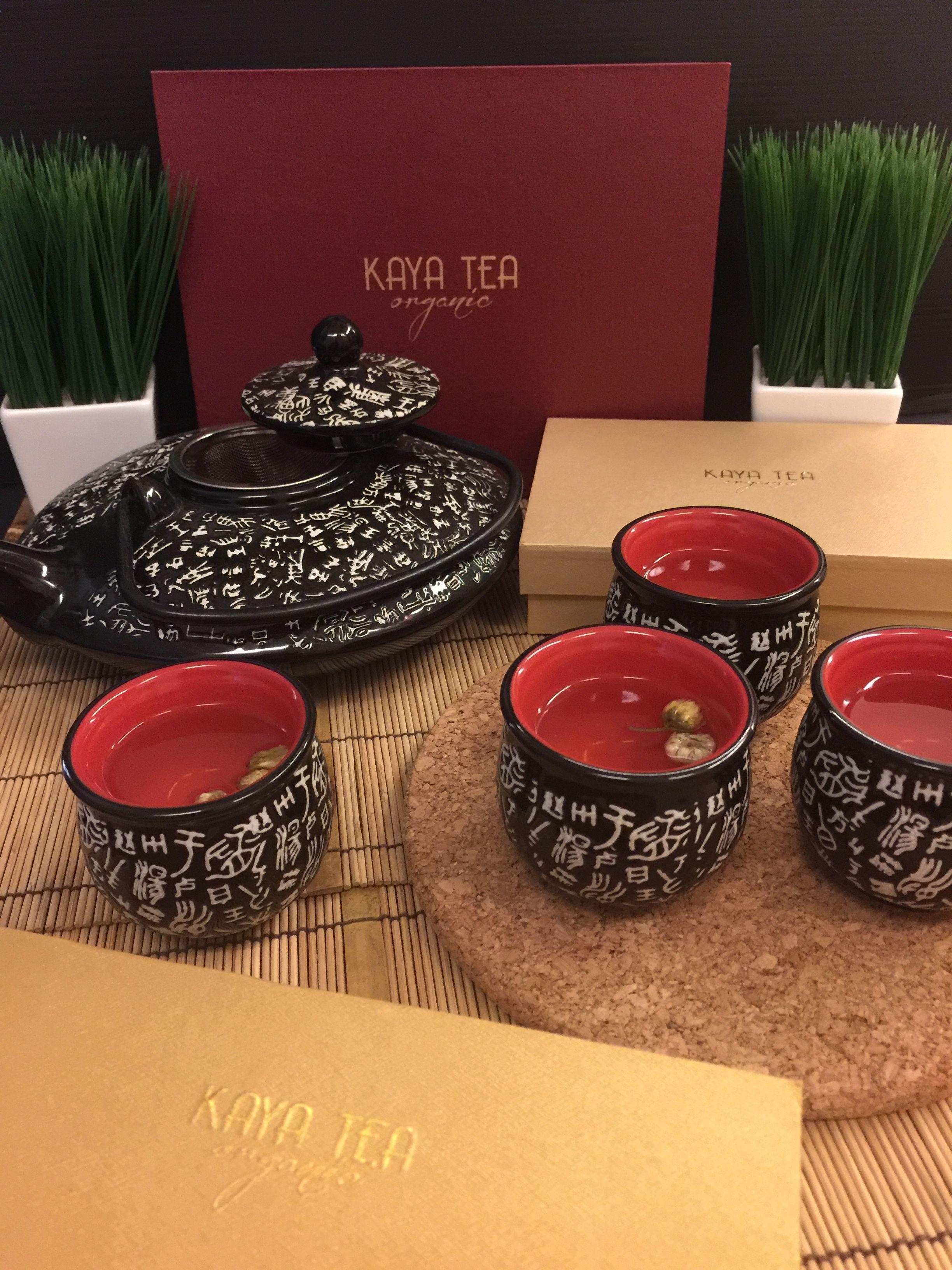 Chinese Tea Kaya Tea Organic