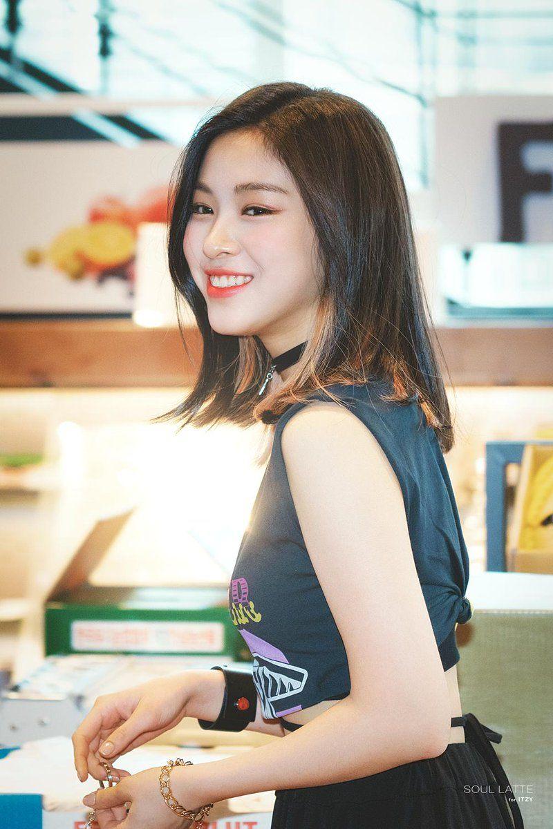 Ryujin Kpop Kdrama Bts Exo Kpoparmy Hair Color Streaks Itzy Hair Color