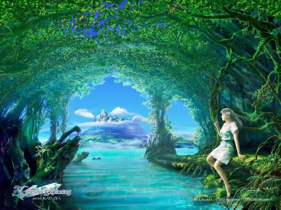 Photos Galleries Fantasy Art By Priya Sharma Pixgallery Beautiful Paintings Of Nature Beautiful Nature Wallpaper Beautiful Nature