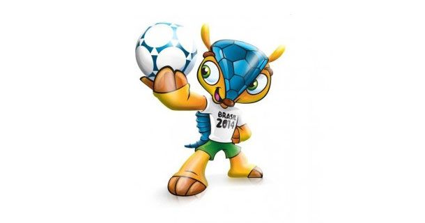 Our World Cup's Mascot - 2014