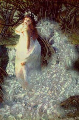 Titania, Queen of Fairies
