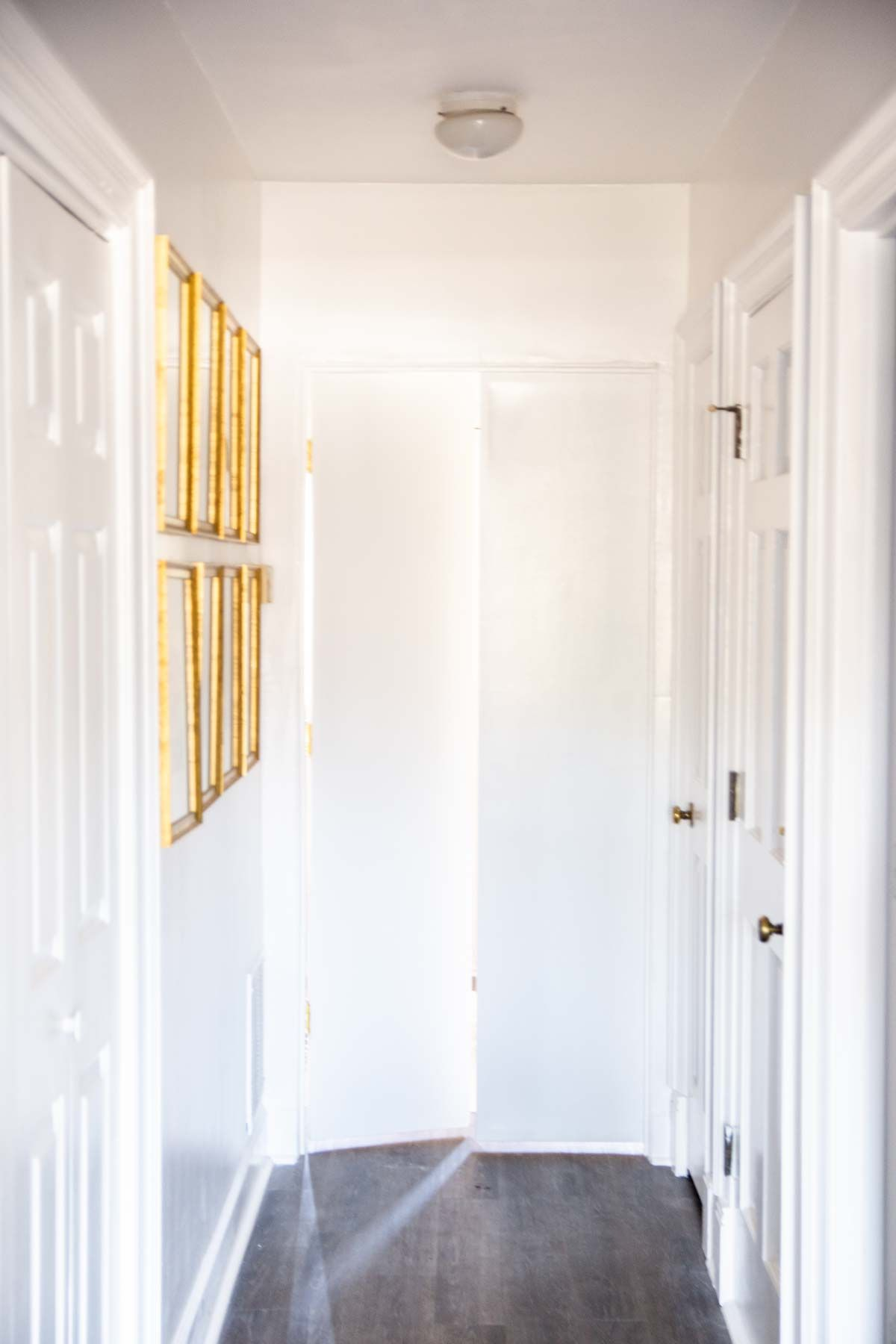 Why I Chose High Gloss Wall Paint In Dove Hill Project Wall Painting High Gloss White Wall